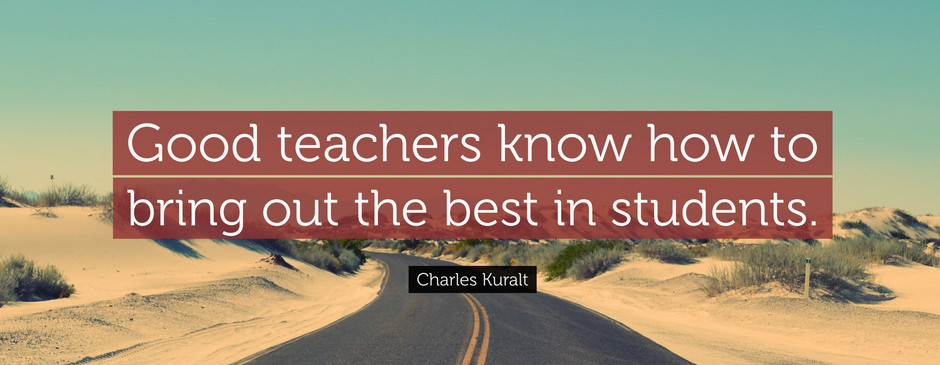 Quote by Charles Kuralt