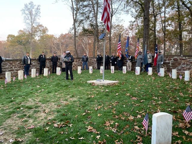 Various photos from Veterans Day 2019.